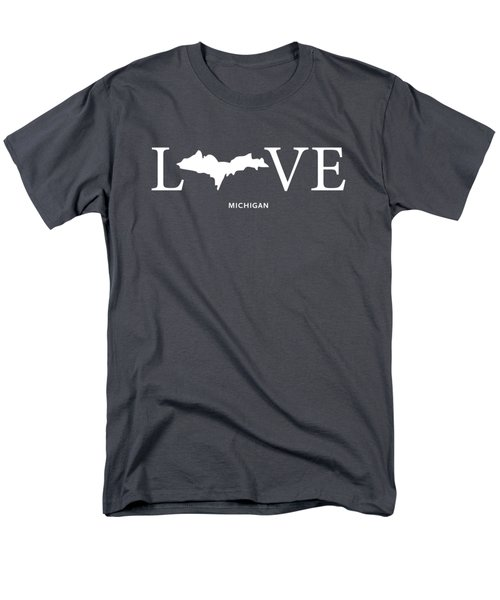 Mi Love Men's T-Shirt  (Regular Fit) by Nancy Ingersoll