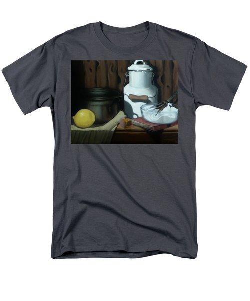 Milk Jug Meringue Men's T-Shirt  (Regular Fit)