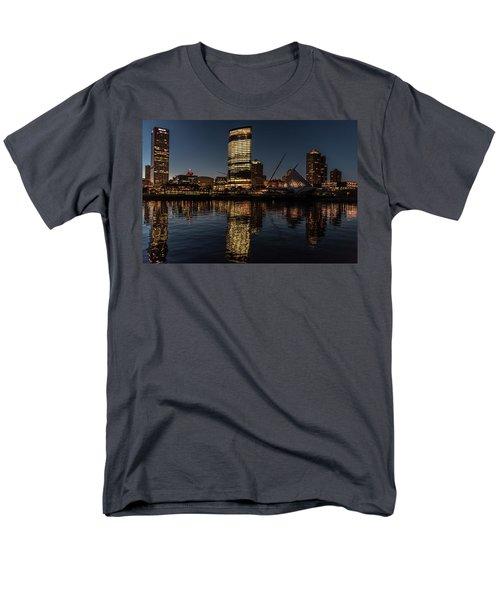 Milwaukee Reflections Men's T-Shirt  (Regular Fit)