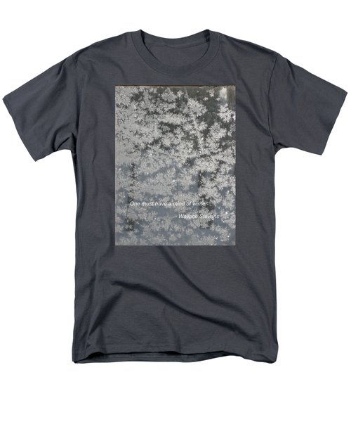 Mind Of Winter Men's T-Shirt  (Regular Fit) by Deborah Dendler