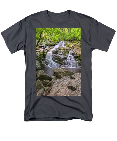 Mineral Springs Vertical Men's T-Shirt  (Regular Fit) by Angelo Marcialis