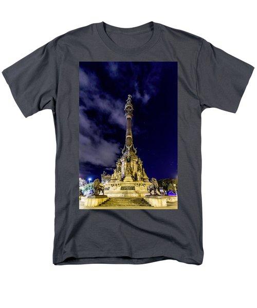 Mirador De Colom Men's T-Shirt  (Regular Fit)