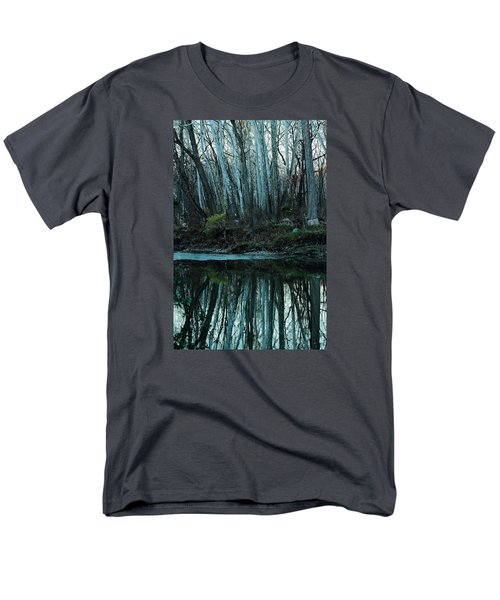 Mirrored Men's T-Shirt  (Regular Fit) by Bruce Patrick Smith