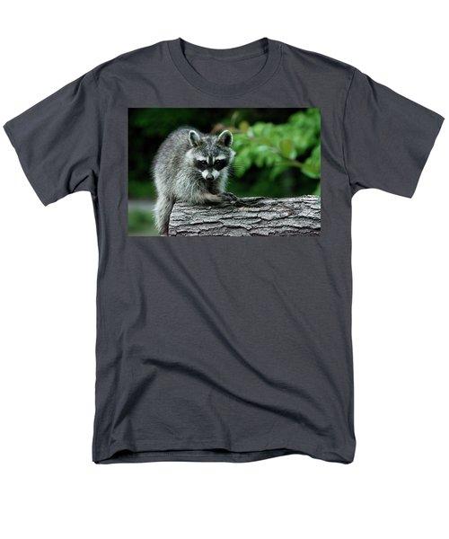 Mischievous Men's T-Shirt  (Regular Fit)