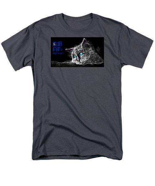 Missing You Men's T-Shirt  (Regular Fit) by Alessandro Della Pietra