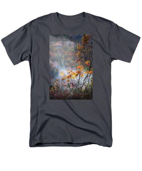 Misty Maple Men's T-Shirt  (Regular Fit) by Diana Boyd