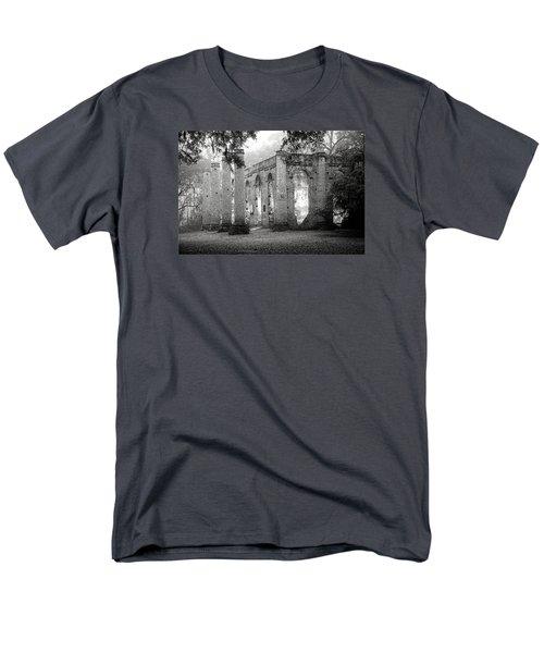Misty Ruins Men's T-Shirt  (Regular Fit)
