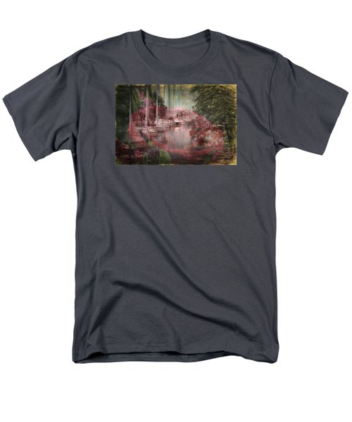 Men's T-Shirt  (Regular Fit) featuring the photograph Mix 2 by Leif Sohlman
