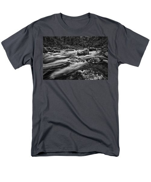 Mixed Emotions Men's T-Shirt  (Regular Fit) by Mark Lucey