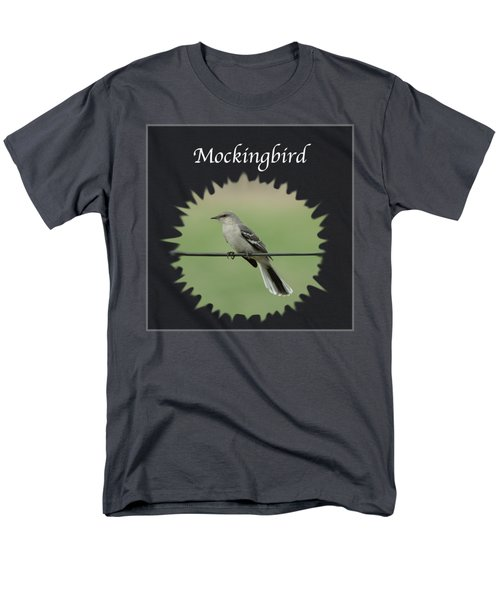 Mockingbird      Men's T-Shirt  (Regular Fit) by Jan M Holden