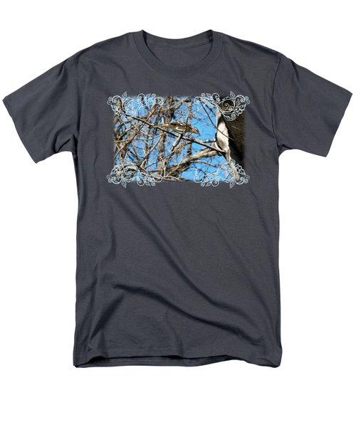Mockingbird Men's T-Shirt  (Regular Fit) by Katherine Nutt