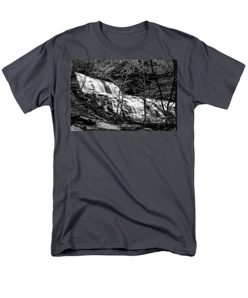 Mohawk Falls - 8617 Men's T-Shirt  (Regular Fit) by G L Sarti