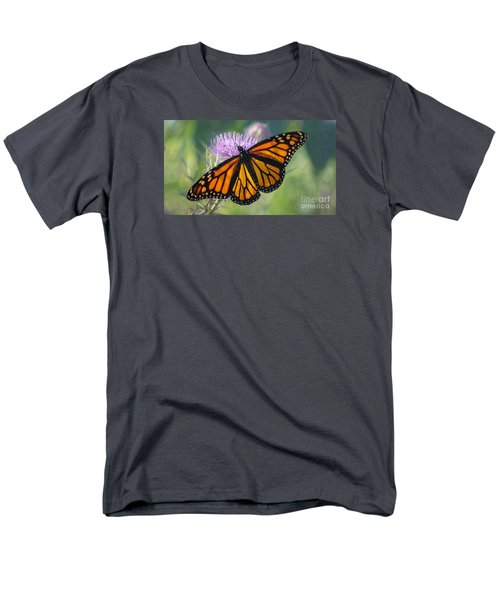 Monarch's Beauty Men's T-Shirt  (Regular Fit) by Rima Biswas