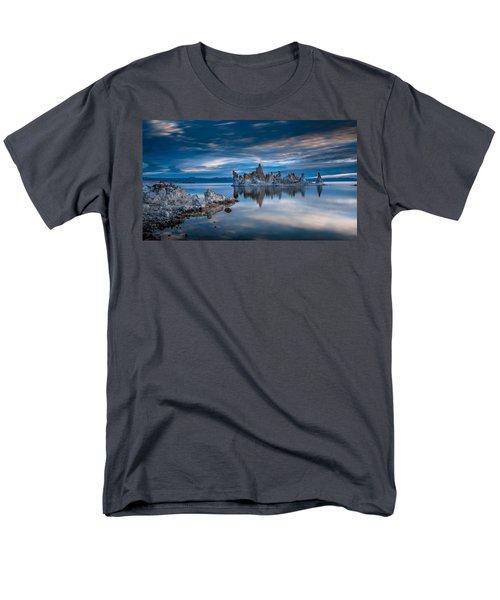 Mono Lake Tufas Men's T-Shirt  (Regular Fit)
