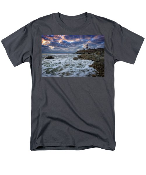 Montauk Morning Men's T-Shirt  (Regular Fit)