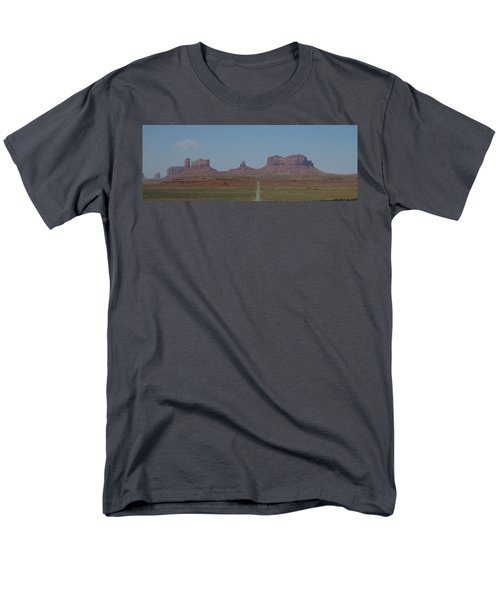 Monument Valley Navajo Tribal Park Men's T-Shirt  (Regular Fit) by Christopher Kirby