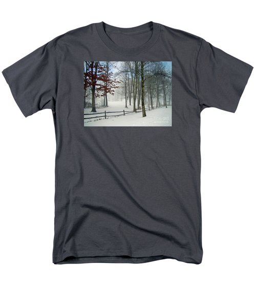 Men's T-Shirt  (Regular Fit) featuring the photograph Mood Lifting by Betsy Zimmerli