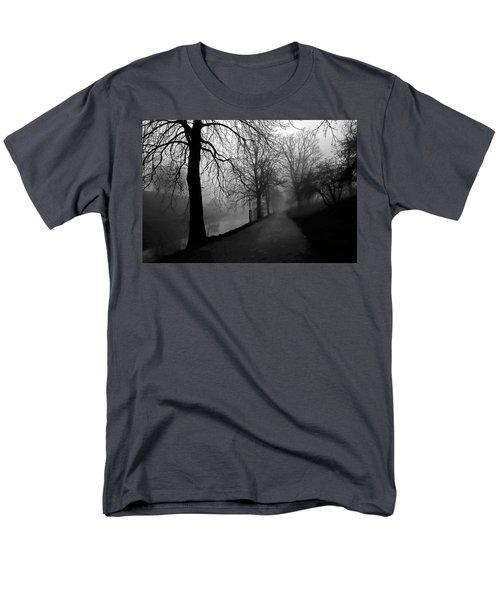 Moody And Misty Morning Men's T-Shirt  (Regular Fit)