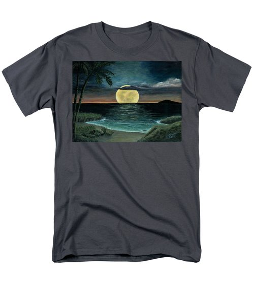 Moon Of My Dreams IIi Men's T-Shirt  (Regular Fit) by Sheri Keith