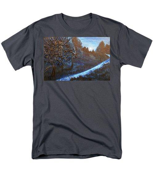 Moon Rise  Men's T-Shirt  (Regular Fit)