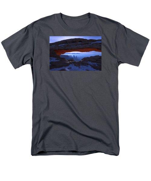 Moonlit Mesa Men's T-Shirt  (Regular Fit)
