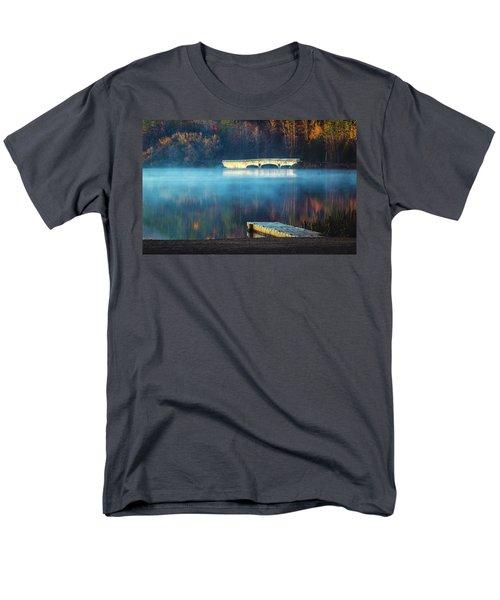 Morning Burn Off  Men's T-Shirt  (Regular Fit)