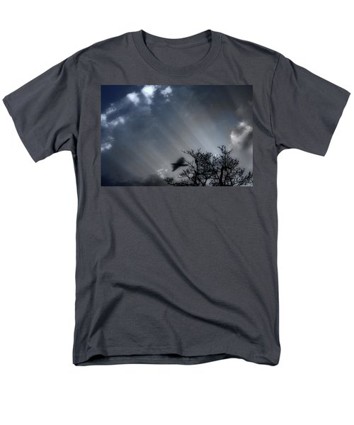 Men's T-Shirt  (Regular Fit) featuring the photograph Morning  by Gray  Artus