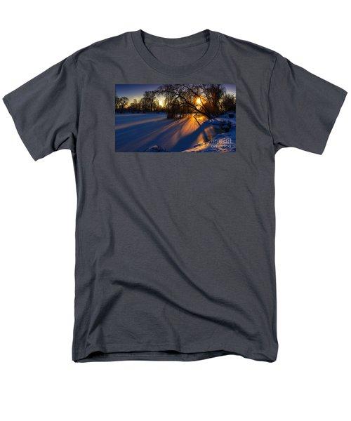Morning Light Men's T-Shirt  (Regular Fit) by Franziskus Pfleghart