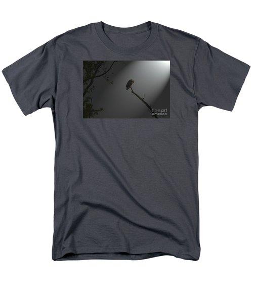 Men's T-Shirt  (Regular Fit) featuring the photograph Morning Prayer by Geraldine DeBoer