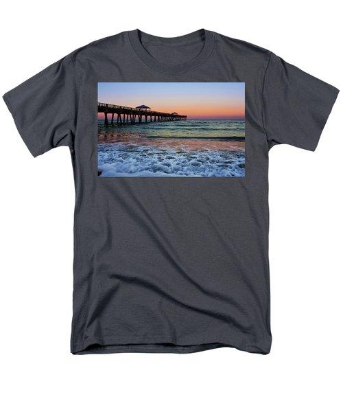 Morning Rush Men's T-Shirt  (Regular Fit) by Laura Fasulo