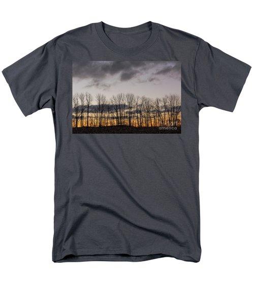 Morning Sky Men's T-Shirt  (Regular Fit) by Nicki McManus