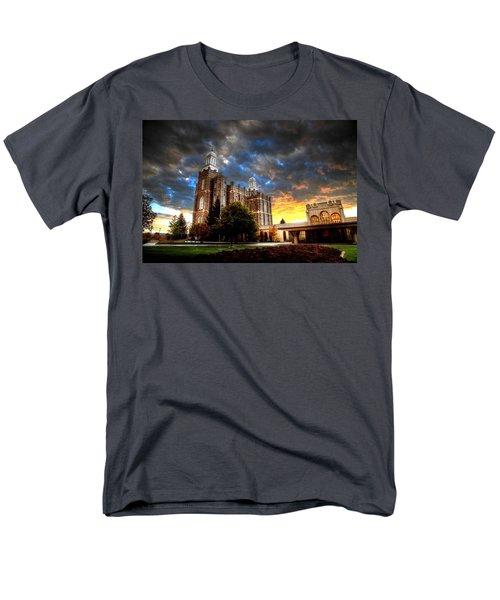 Moses Light Men's T-Shirt  (Regular Fit) by David Andersen