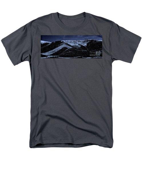 Mount Carmel Men's T-Shirt  (Regular Fit) by Tim Townsend