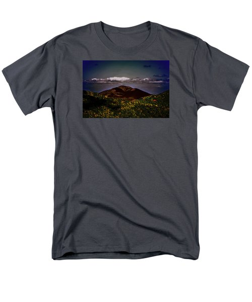 Men's T-Shirt  (Regular Fit) featuring the photograph Mountain Of Love by B Wayne Mullins