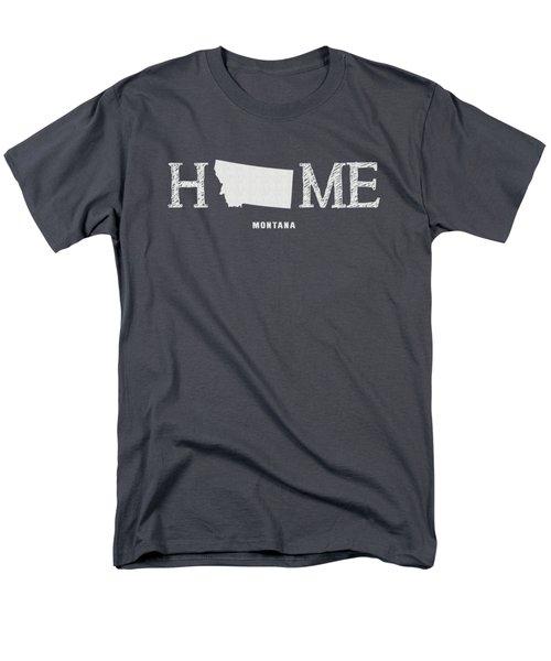 Mt Home Men's T-Shirt  (Regular Fit) by Nancy Ingersoll