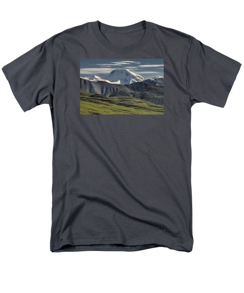 Men's T-Shirt  (Regular Fit) featuring the photograph Mt. Mather by Gary Lengyel