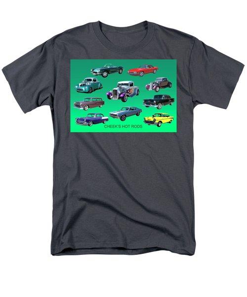 Muscle Times 9 Men's T-Shirt  (Regular Fit) by Jack Pumphrey