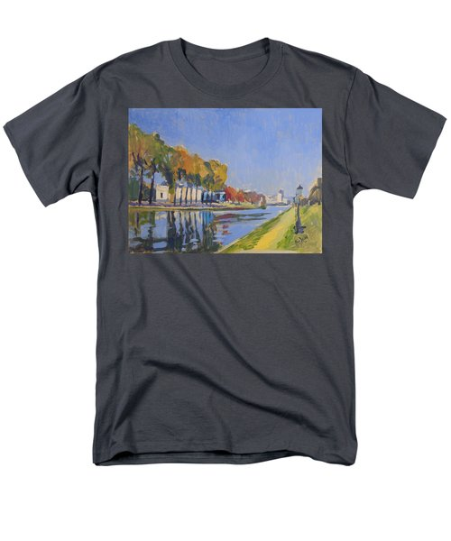 Musee La Boverie Liege Men's T-Shirt  (Regular Fit)