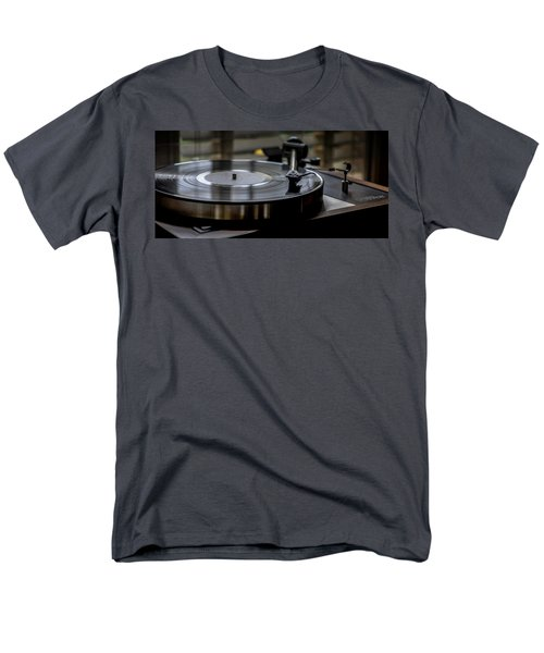 Men's T-Shirt  (Regular Fit) featuring the photograph Music Maker by Stephen Anderson