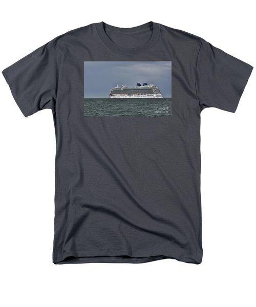 Mv Britannia 4 Men's T-Shirt  (Regular Fit) by David  Hollingworth