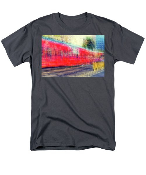 My City's Got A Trolley Men's T-Shirt  (Regular Fit)