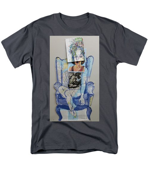 My Foot Is In Miami Men's T-Shirt  (Regular Fit)