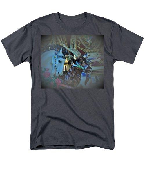Men's T-Shirt  (Regular Fit) featuring the photograph My Friends by John Glass