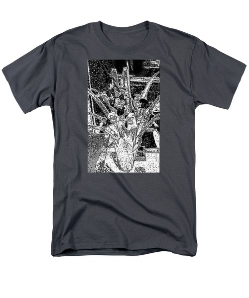 My Orchids Men's T-Shirt  (Regular Fit) by Vickie G Buccini