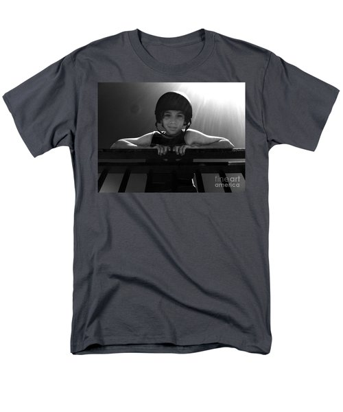 My Son My Sun Men's T-Shirt  (Regular Fit) by WaLdEmAr BoRrErO