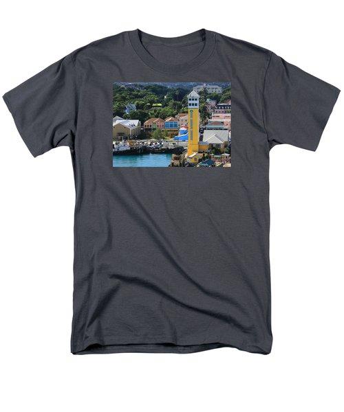 Nassau Bahamas Men's T-Shirt  (Regular Fit)