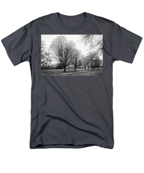 Men's T-Shirt  (Regular Fit) featuring the photograph Natio Parkway by Angi Parks