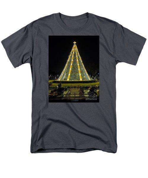 National Christmas Tree #2 Men's T-Shirt  (Regular Fit)