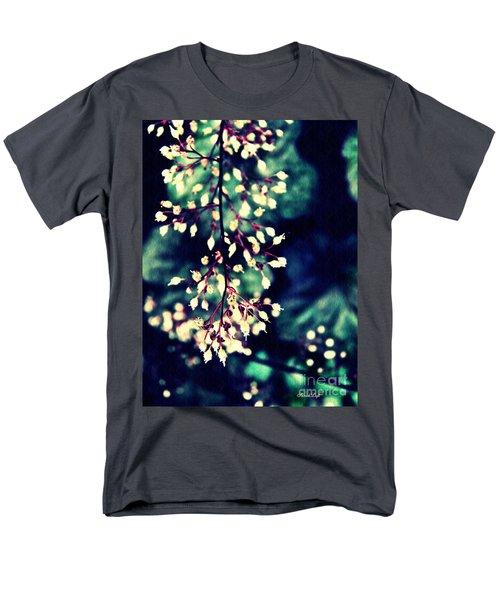 Natural Lace 2 Men's T-Shirt  (Regular Fit) by Sarah Loft