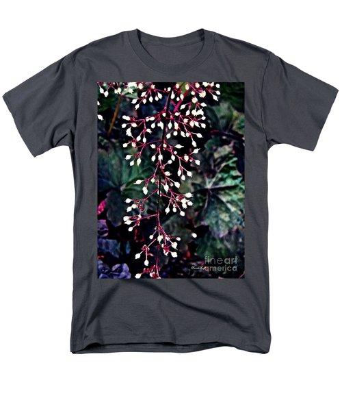 Natural Lace Men's T-Shirt  (Regular Fit) by Sarah Loft